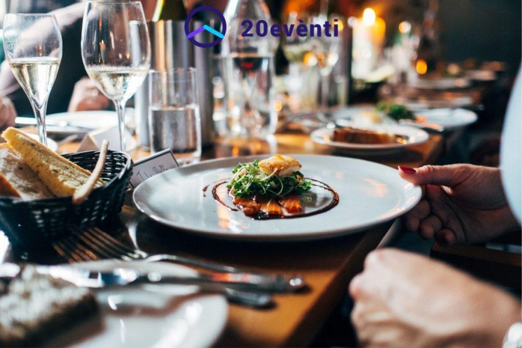 regole distanziamento bar e ristoranti
