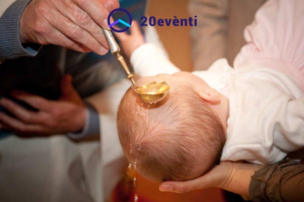 Come organizzare un battesimo per il tuo bambino: 7 consigli utili