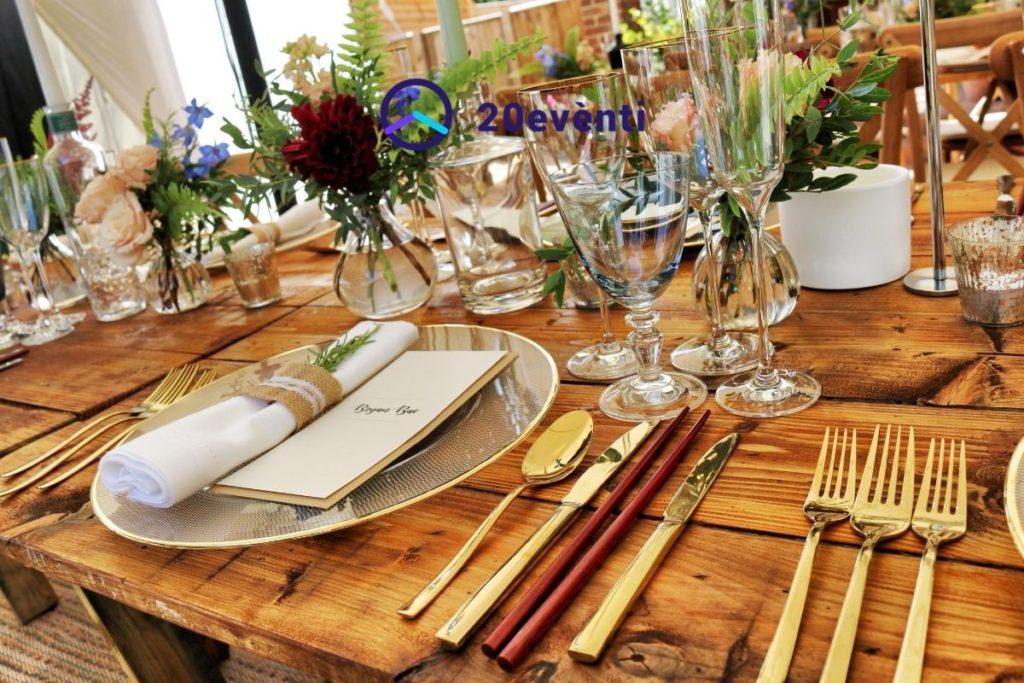 Come scegliere il catering per il tuo matrimonio