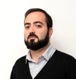 Andrea Sepiacci, Copywriter & Social Media Manager