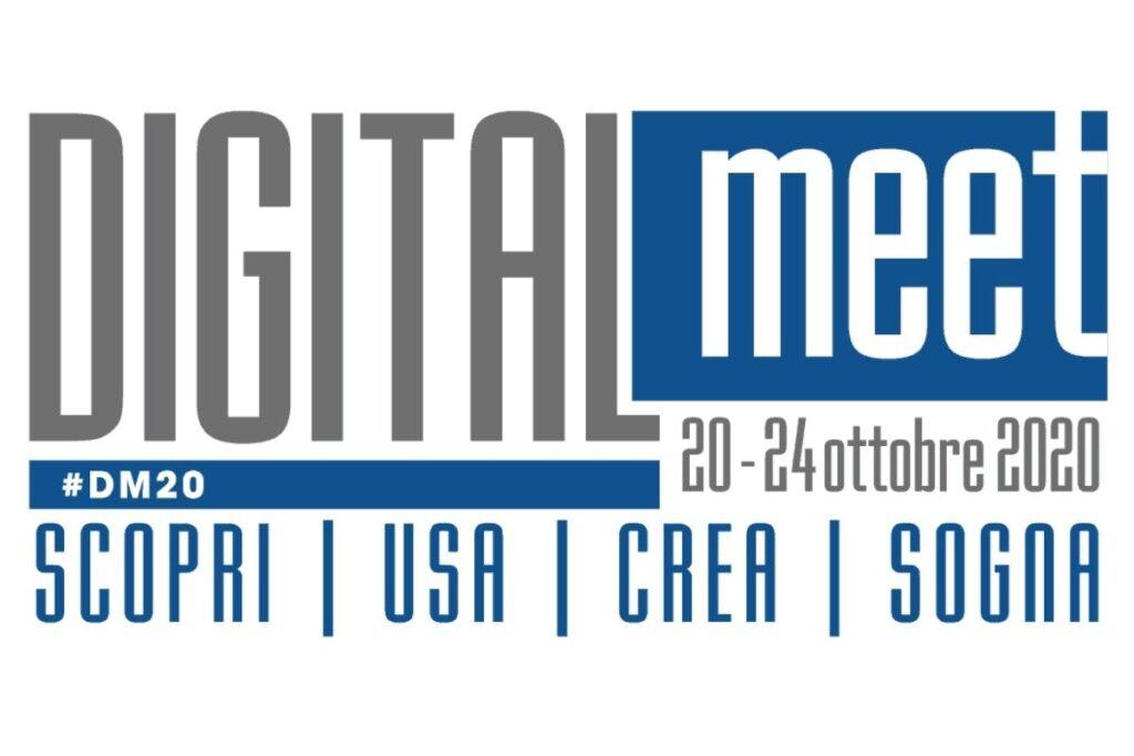 Venti Evènti ospite di Digital Meet 2020