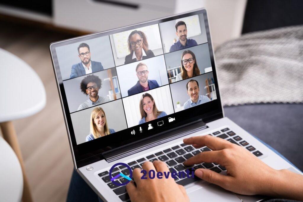 Come passare da un evento fisico ad un evento online
